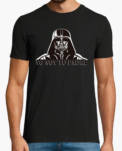 Tee-shirt je suis votre père guerres des étoiles