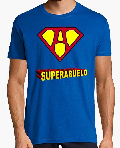 Tee-shirt je superabuelo