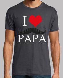 Je t39aime papa / love papa