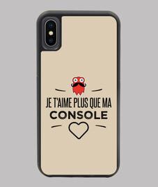 Je t aime plus que ma console