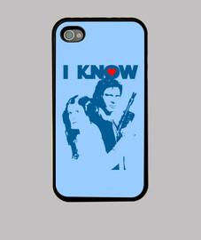 je t'aime iphone bleu
