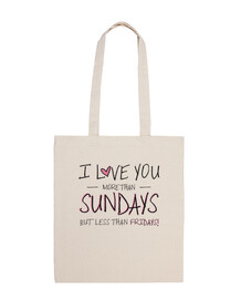 je t'aime plus sundays