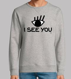 je te vois