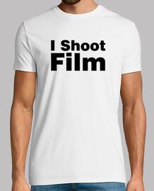 je tire un film