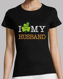 je trame mon mari. i love mon mari
