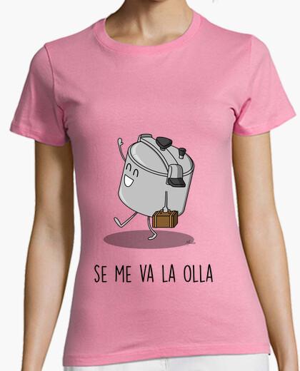 Tee-shirt je vais pot