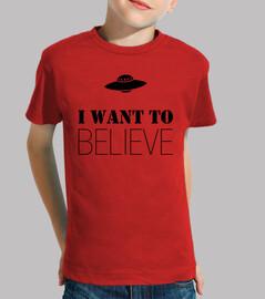 je veux croire