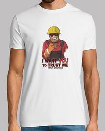 je veux que vous me faites confiance