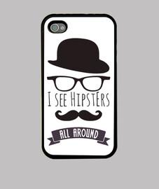 je vois hipsters tout autour!