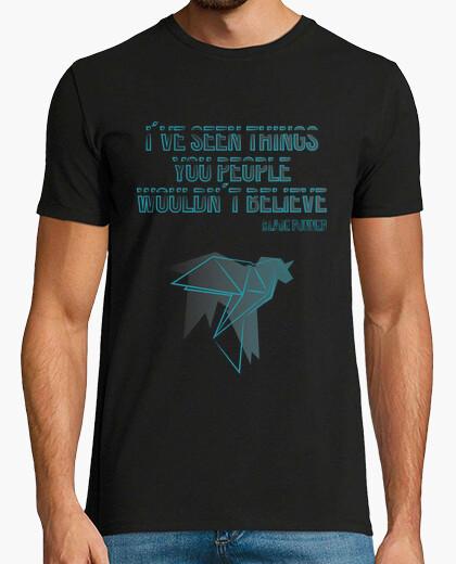 Tee-shirt je vous ai vu des choses les people ne serait pas bel