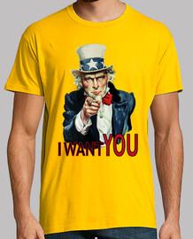 Je vous veux