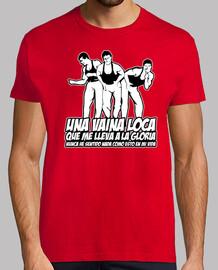 Jean Claude Van Damme - camiseta chico