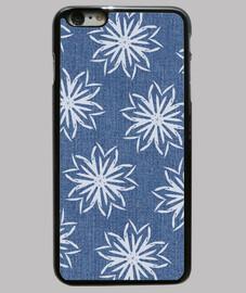jeans de flores