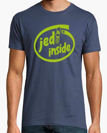 Tee-shirt jedi l'intérieur