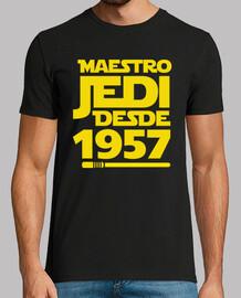 jedi teacher since 1957, 62 years