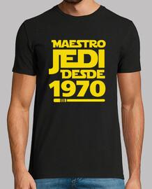 Jedi teacher withoutce 1970