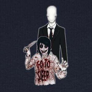 Camisetas JEFF Y SLENDER