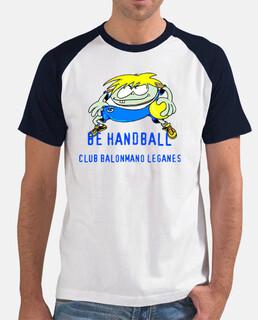 Jeromin-Club Balonmano Leganés Blanco/Azul Chico