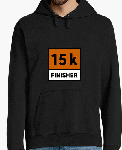 Jersey 15k finisher dorsal