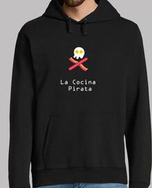 Jersey capucha LA COCINA PIRATA Y.ES_022A_2019_La Cocina Pirata