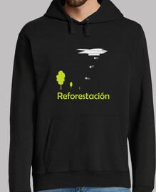 Jersey capucha REFORESTACIÓN Y.ES_023A_2019_Reforestación