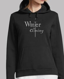 Jersey chica Winter is coming... (Juego de tronos)