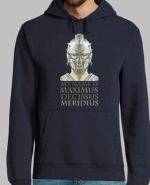 Jersey con capucha hombre Maximus, varios colores