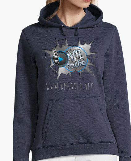 Jersey hoodie for her