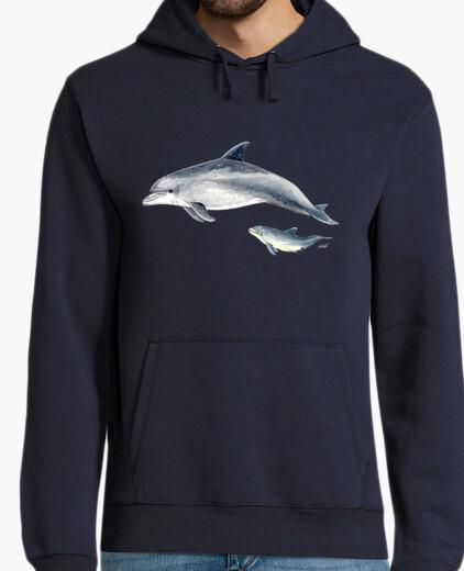 Jersey man delfin mular hoody