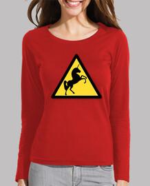 Jersey Mujer Alerta Unicornios