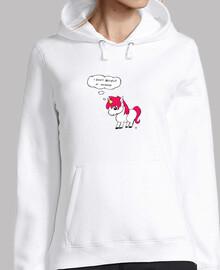 jersey mujer unicornio