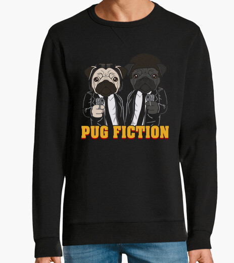 Jersey Pug Fiction