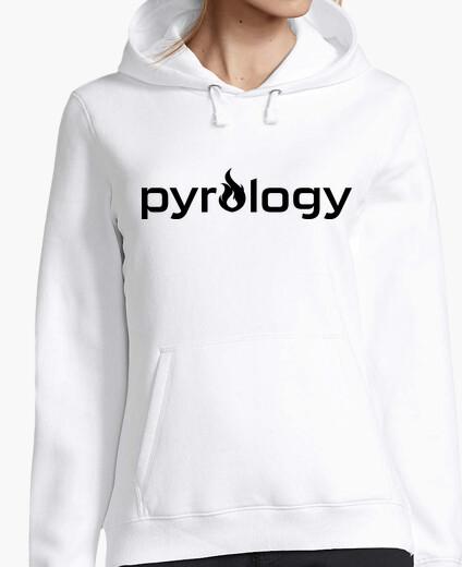 Jersey Pyrology Black Hoodie