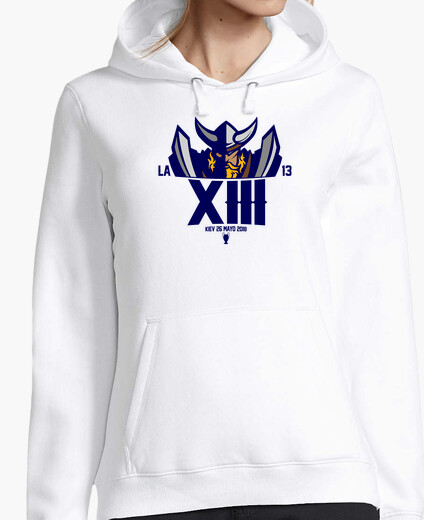 Jersey Real Madrid XIII