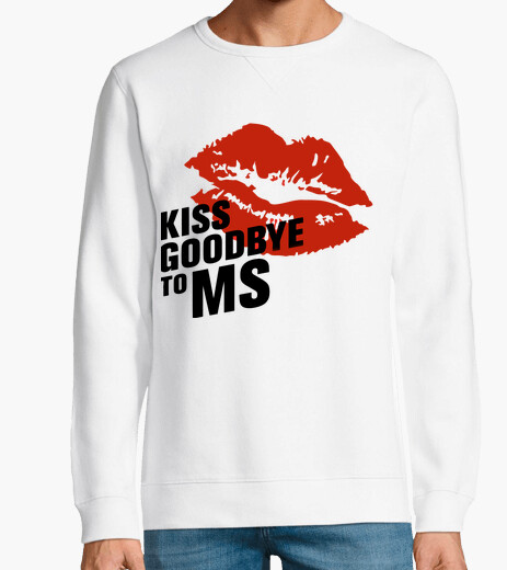 Jersey Sudadera chico Kiss Goodbye To MS