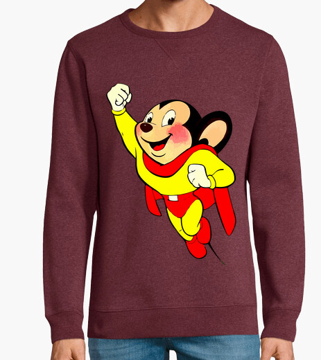 Jersey Super Ratón - Mighty Mouse