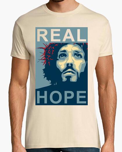 Camiseta Jesucristo - Real Hope (Esperanza Real)