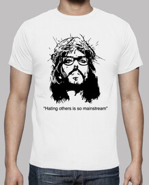 Jesucristo Hipster - Hating Others Is So Mainstream