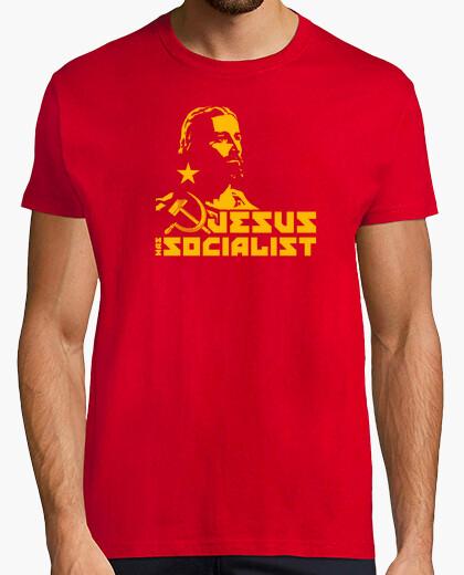 Camiseta Jesus era socialista