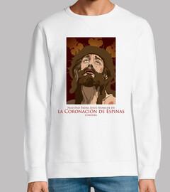 Jesús Humilde en la Coronación de Espin