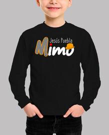 Jesús Puebla Mimo negro