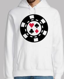 jetons de poker casino
