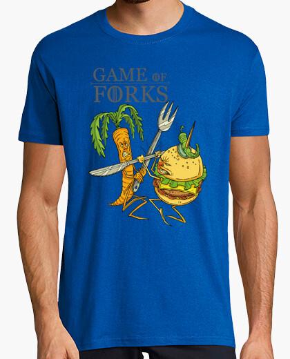 Tee-shirt jeu de fourches