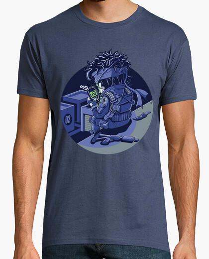 Tee-shirt jeu de serpent