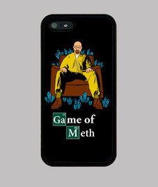 jeu iphone de cas meth