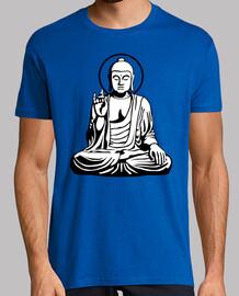 Jeune Bouddha no.1  (2 couleurs)