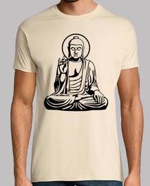 Jeune Bouddha no.1  (blanc)