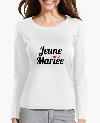 Tee-shirt Jeune Mariée / Mariage