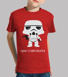 jeune stormtrooper