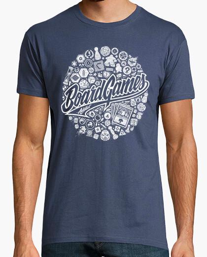 Tee-shirt jeux de société addict v2